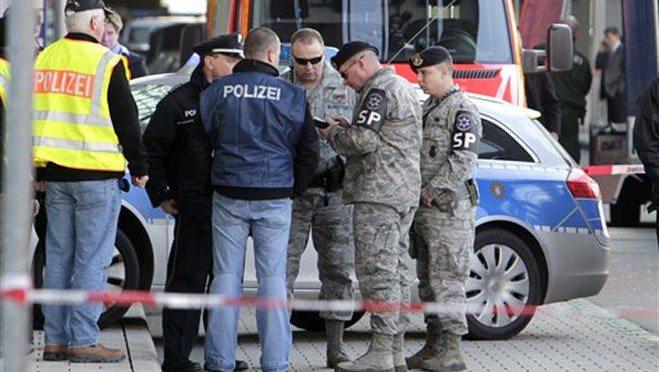 Germany probes killings of US airmen