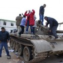 Fears over mass spread of Libya weapons