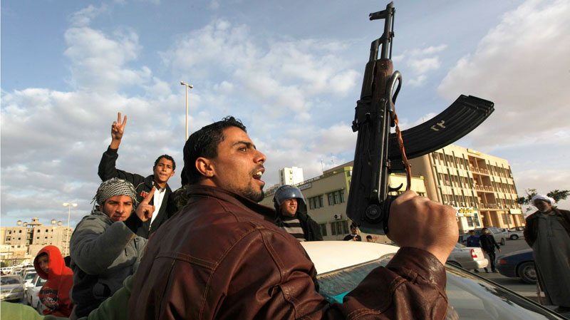 Libyan rebels set deadline for final b...