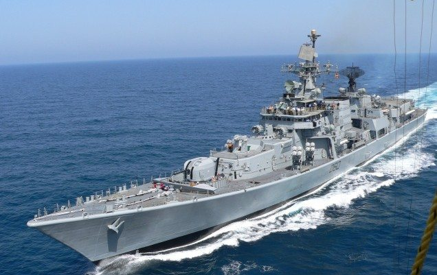 Pakistan asks China to help build nava...