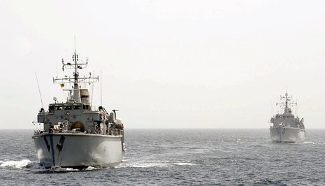 Taiwan to build six minehunters