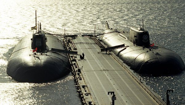 Russian submarine to join NATO exercis...