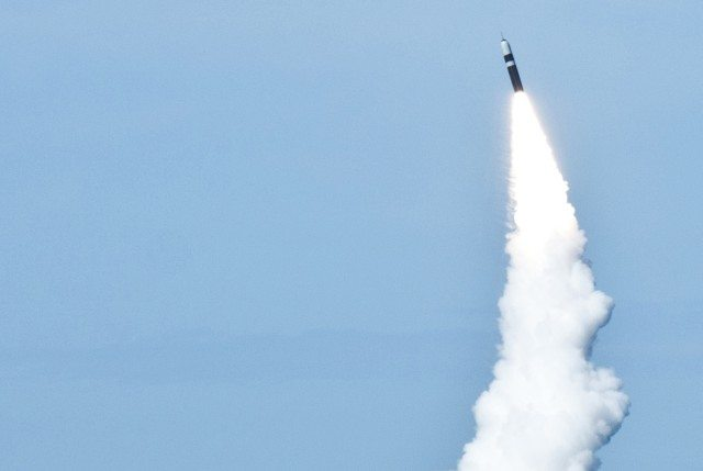 Trident II D5 Missile Achieves 135th C...