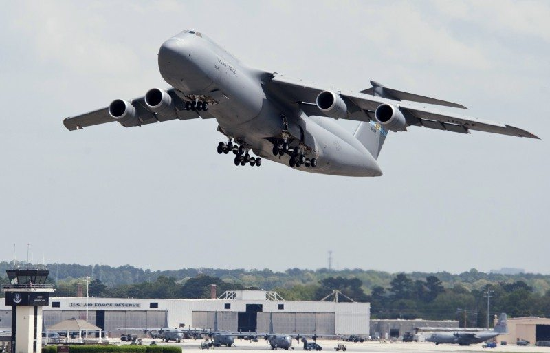 Second C-5M Super Galaxy Delivered To ...