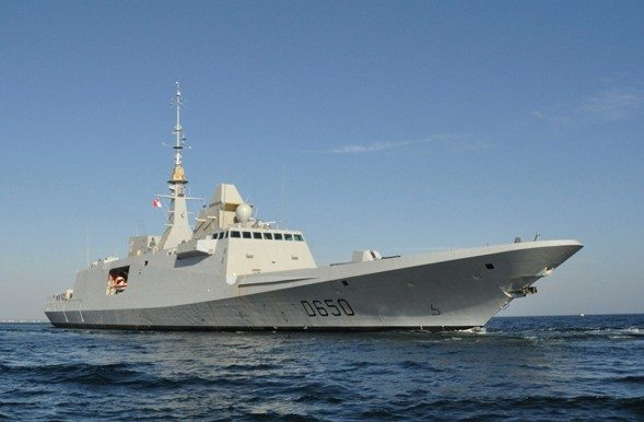 DCNS Exhibits at Pacific 2012 Internat...