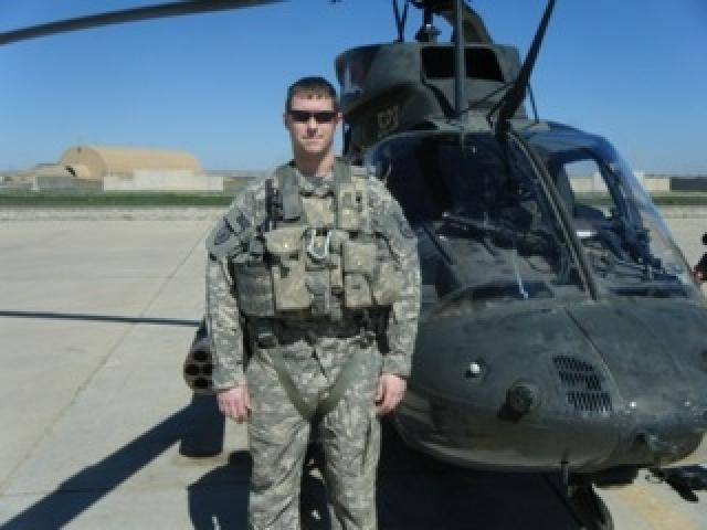 Kiowa pilot thwarts rocket attack in Iraq