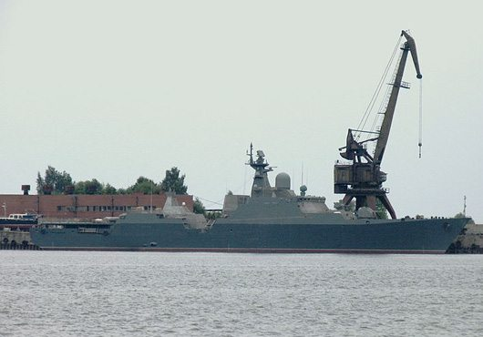 Russian Navy to Get 80 Support Ships b...