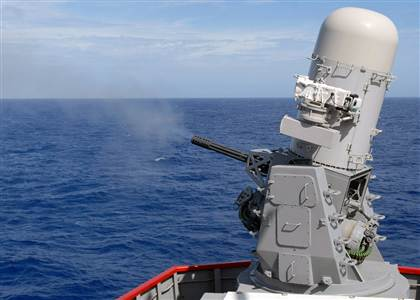 Raytheon awarded Phalanx upgrade contr...