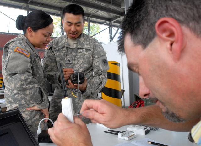 US Army Pacific unit goes wireless dur...