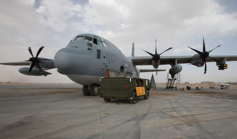 Boeing C-130 AMP Prepares for US Air F...