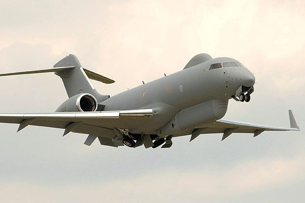 RAF Sentinel Keeps Its ISTAR On Libya ...