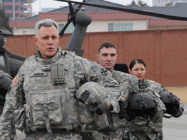 US Army leaders map way ahead in South...