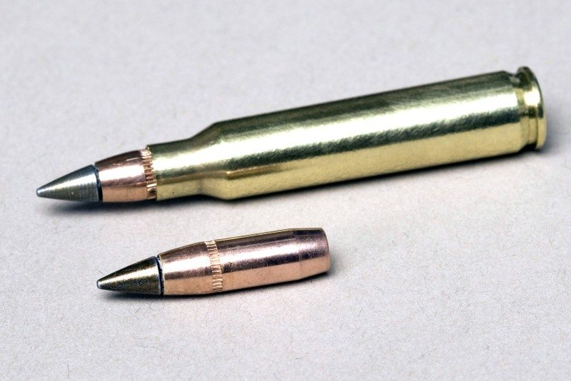 'Green bullet' as effective as M855 ro...