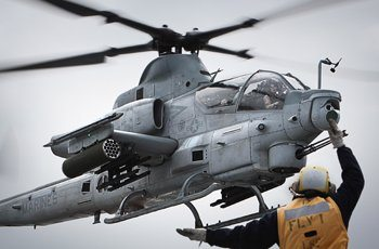 Turkey to Buy AH-1W Super Cobra Attack...