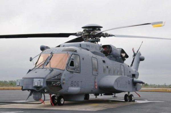 Canada Receives First CH-148 Maritime ...