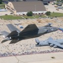 F-35 Joint Strike Fighter Makes First Air Show Appearance