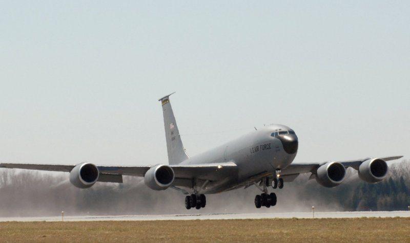 KC-135s get lighting upgrades