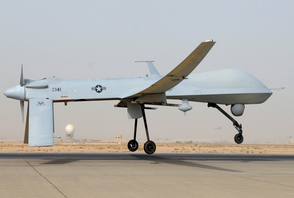 Hurlburt Field preferred for MQ-1 remo...