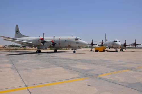 Pakistan receives US surveillance airc...