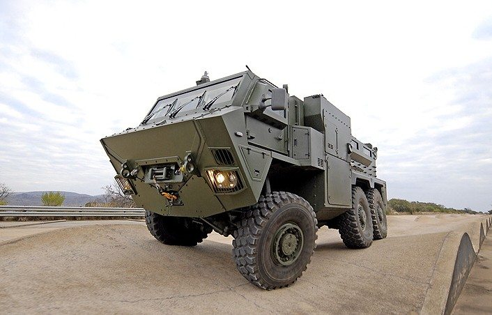 BAE Systems Launches New Mine Protected Vehicle