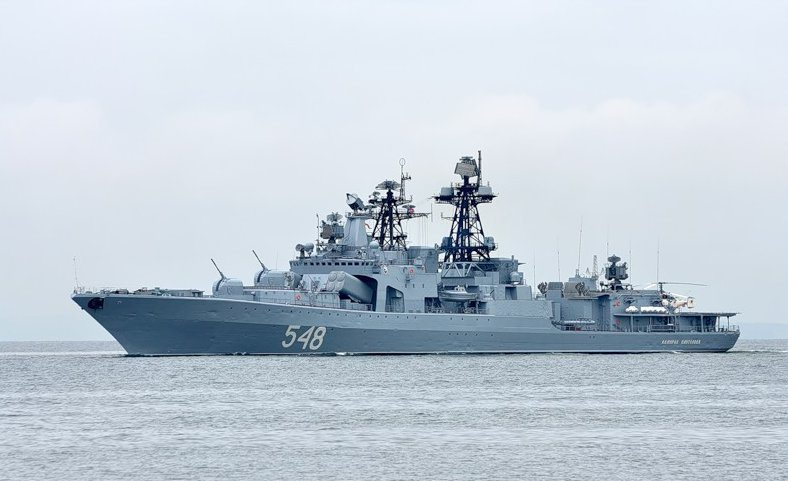 Russian warship to visit Singapore, In...
