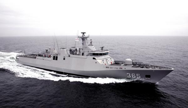 First SIGMA Frigate for Morocco Begins...