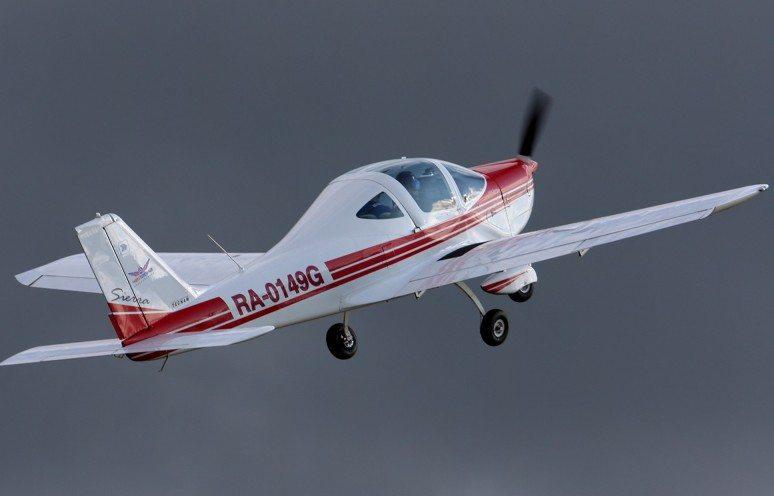 Patria Receives a New Tecnam P2002 JF ...