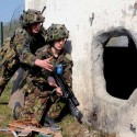 UK and French troops train together