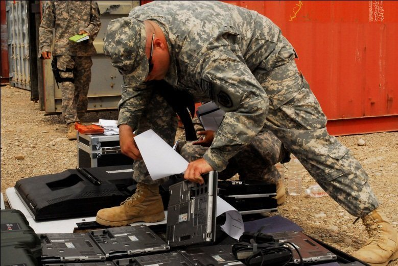 army accountability of equipment