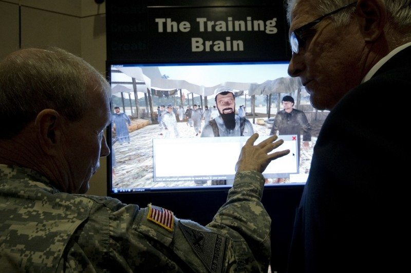 Army Warfighters Go Digital to Hone Sk...