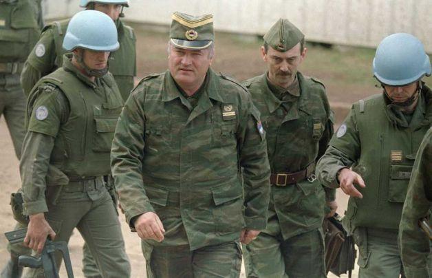 Bosnian Serb military chief Mladic app...