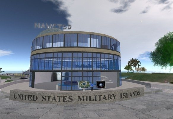 Virtual Worlds Form Defense Training F...