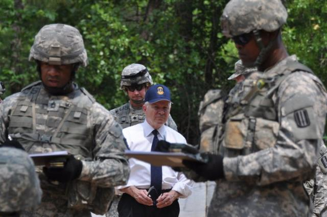 Gates to troops: US must sustain force...