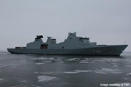 Terma Radar Systems for the Danish Nav...