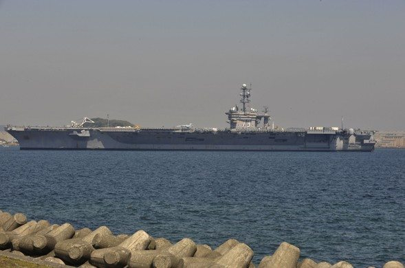 Navy Conducts Maintenance and Moderniz...