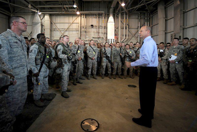 Assistant secretary of defense talks n...