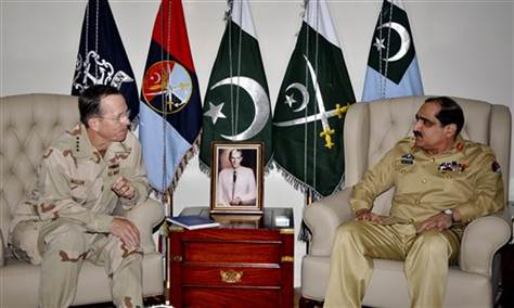 Pakistan's senior military officer can...