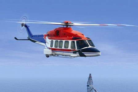 AgustaWestland Unveils the AW189 Helic...