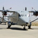 C-23 Sherpa Makes Final Flight As Army Guard Retires the Aircraft