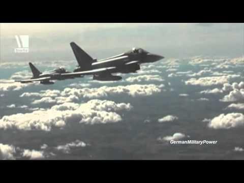 Eurofighter Typhoon 2011 | Luftwaffe | German Air Force | HD