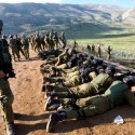 Syria says 23 dead as Israel opens fire on Golan Heights