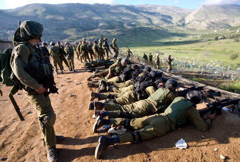 Syria says 23 dead as Israel opens fir...