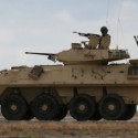 Saudi Arabia Requests Light Armored Vehicles and Support