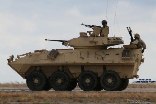 Saudi Arabia Requests Light Armored Ve...