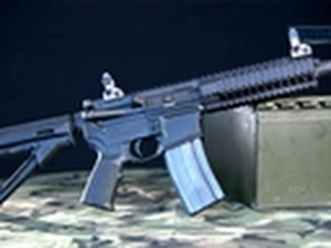 Ultimate Weapons- LWRC M6 PSD