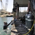 Army engineer divers conduct annual training exercise