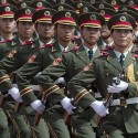 China Military Soldiers
