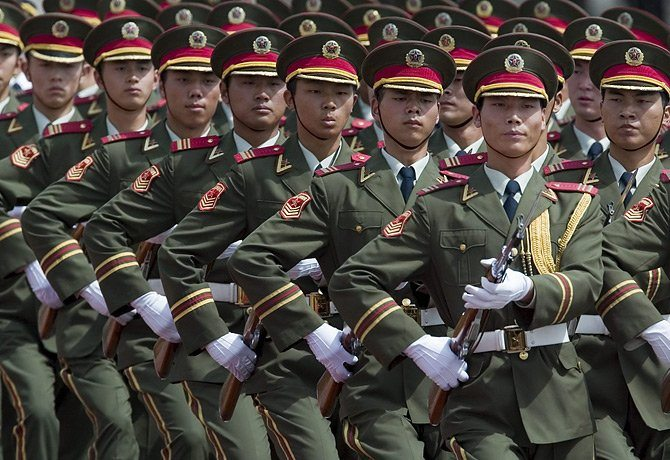 China Defense Budget to Grow 10.7% in ...