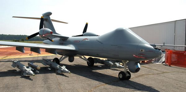 Mantis Concept Demonstrator Targeted t...