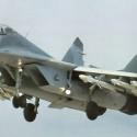 MiG-29 Test-flown from Indian Aircraft Carrier